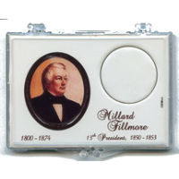 Marcus 2010 $1 Fillmore Coin Holder