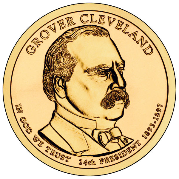 2012P $1 Cleveland Variety 2 25-Coin Roll