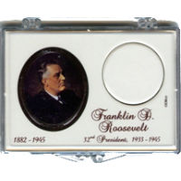 Marcus 2014 $1 F.D. Roosevelt Coin Holder