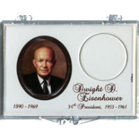 Marcus 2015 $1 Eisenhower Coin Holder