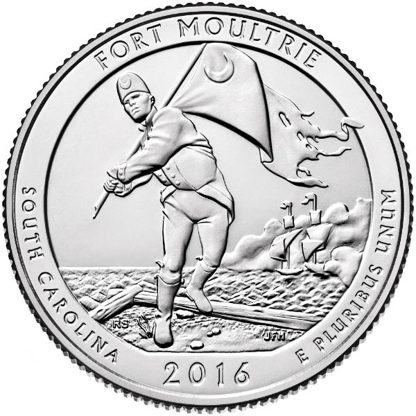2016P Fort Moultrie (Fort Sumter National Monument) (South Carolina)