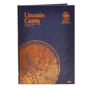 Whitman Lincoln Cents Folder (1941-1974)