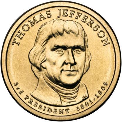 2007P $1 Jefferson