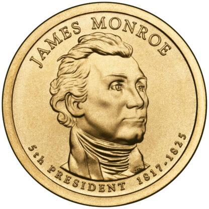 2008P $1 Monroe 25-Coin Roll