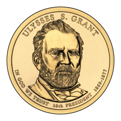 2011D $1 Grant 25-Coin Roll