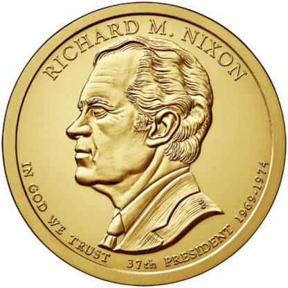 2016P $1 Nixon 25-Coin Roll
