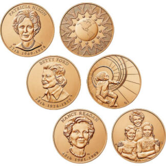 First Spouse Bronze Medals
