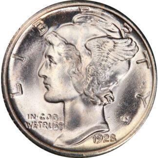 Winged Liberty Head or Mercury (1916-1945)